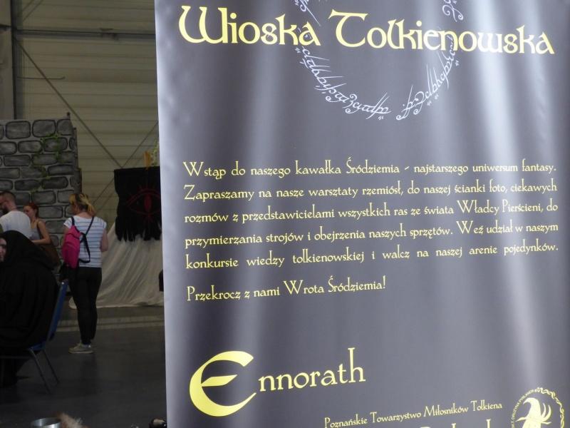 """Pyrkon 2019  - """"… Jeden by wszystkimi rządzić jeden by wszystkie zgromadzić…"""" (fot. Małgosia Morawska)"""