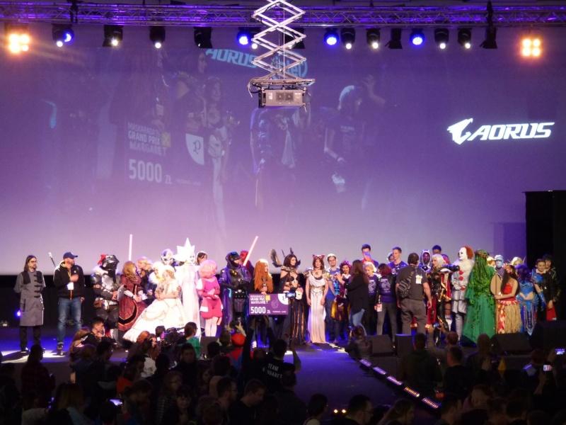 Pyrkon 2019 - Wielkie brawa dla wszystkich cosplayerów :) (fot. Małgosia Morawska)