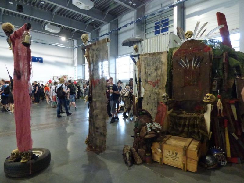 Pyrkon 2019 - Kto przejmie tron w Old Town? (fot. Małgosia Morawska)