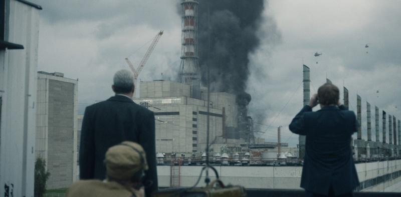 """Kadr z miniserialu """"Czarnobyl"""" (źródło: youtube.com/screenshot)"""
