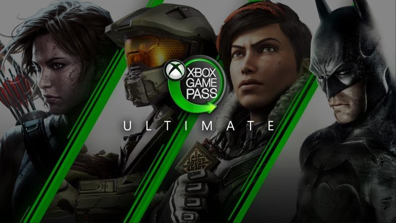 Usługa Xbox Game Pass (źródło:  microsoft.com)
