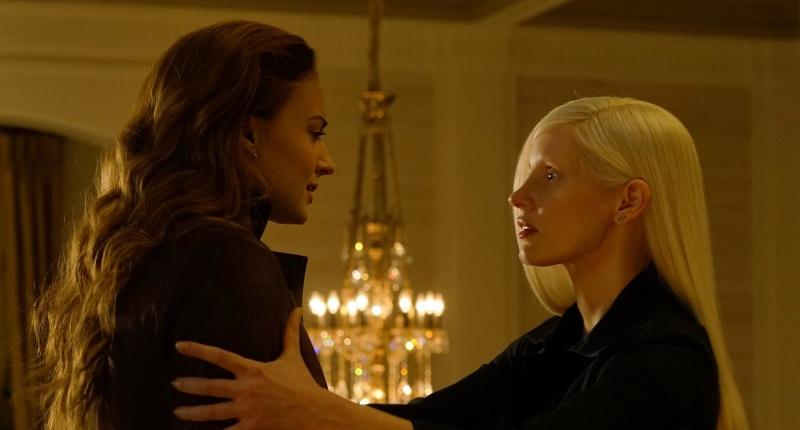 """Kadr z filmu """"X-Men: Mroczna Phoenix"""" (źródło: materiały prasowe)"""
