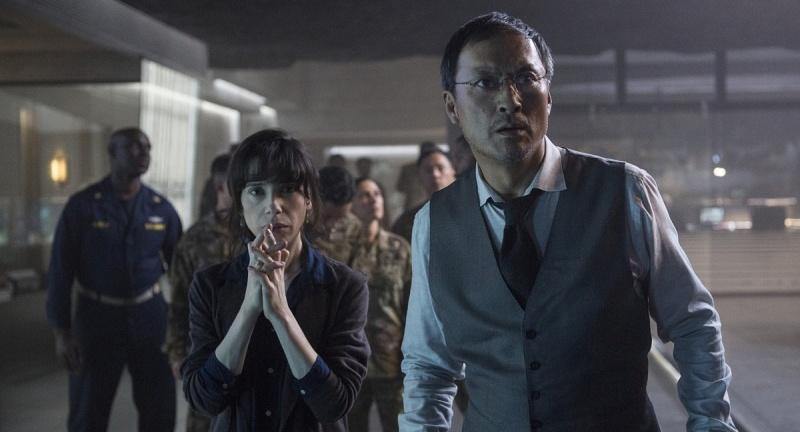 """Kadr z filmu """"Godzilla: Król potworów"""" (źródło: materiały prasowe)"""
