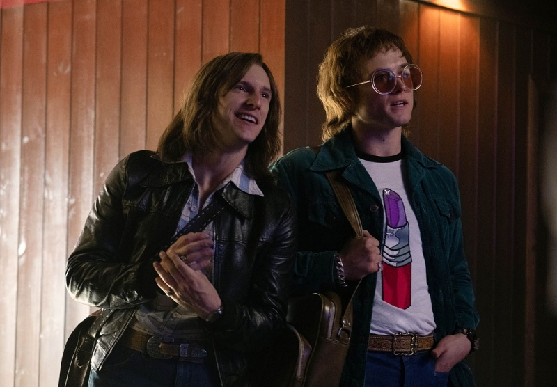 """Kadr z filmu """"Rocketman"""" (źródło: materiały prasowe)"""