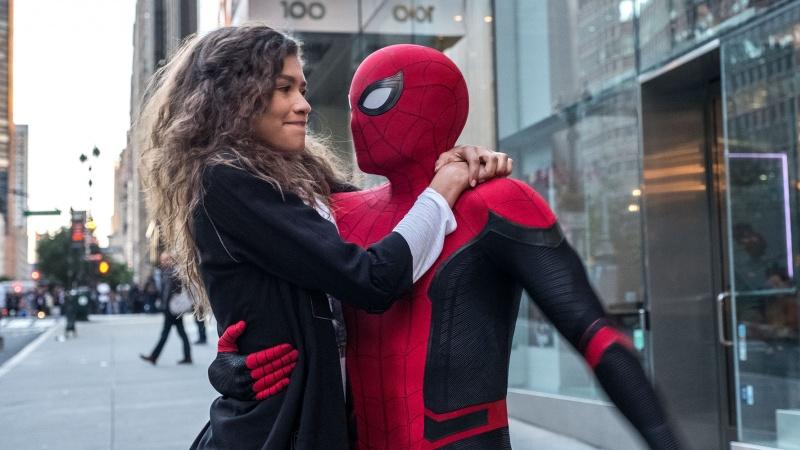 """Kadr z filmu """"Spider-Man: Daleko od domu"""" (źródło: materiały prasowe)"""