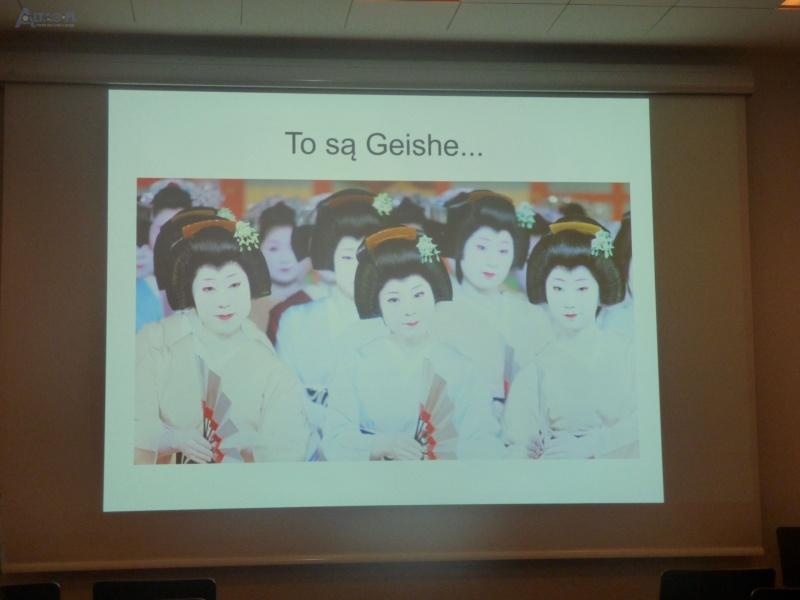 Co chcielibyście wiedzieć na temat Gejsz? (fot. Małgosia Morawska)