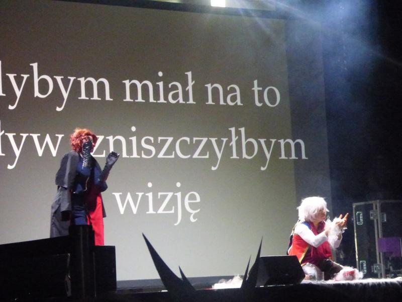 Genialny występ (fot. Małgosia Morawska)