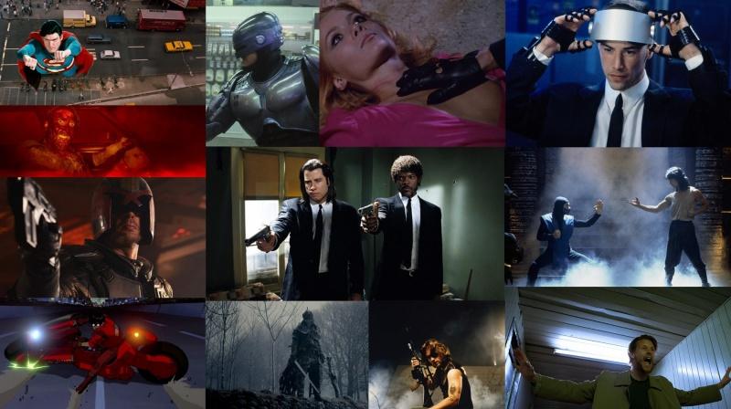 Kadry z filmów: materiały promocyjne organizatora