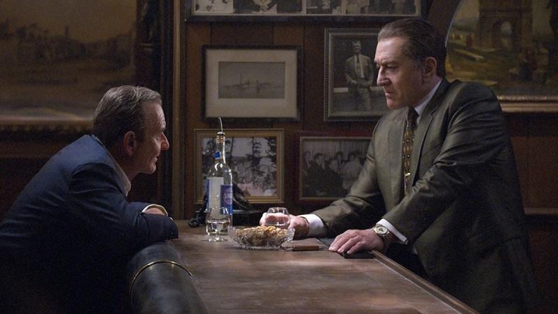 """Kadr z filmu """"Irlandczyk"""" (źródło: Netflix)"""