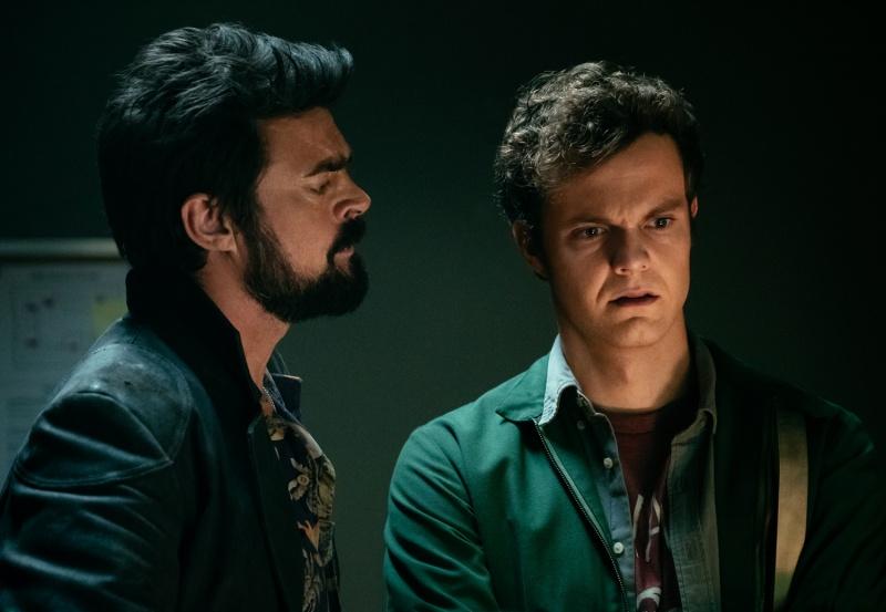 """Kadr z serialu """"The Boys"""" (źródło: materiały prasowe)"""