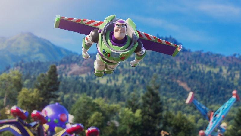 """Kadr z filmu """"Toy Story 4"""" (źródło: materiały prasowe)"""