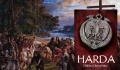 """""""Harda"""" – Ognista córa słowiańskiej ziemi - Harda;Świętosława;Piastowie;powieść historyczna;Elżbieta Cherezińska;Mieszko I;chrzest;966;walka;tron;intrygi;wikingowie;Skandynawia;Słowianie;Bolesław;Olav;Sven;Astryda;poganie"""