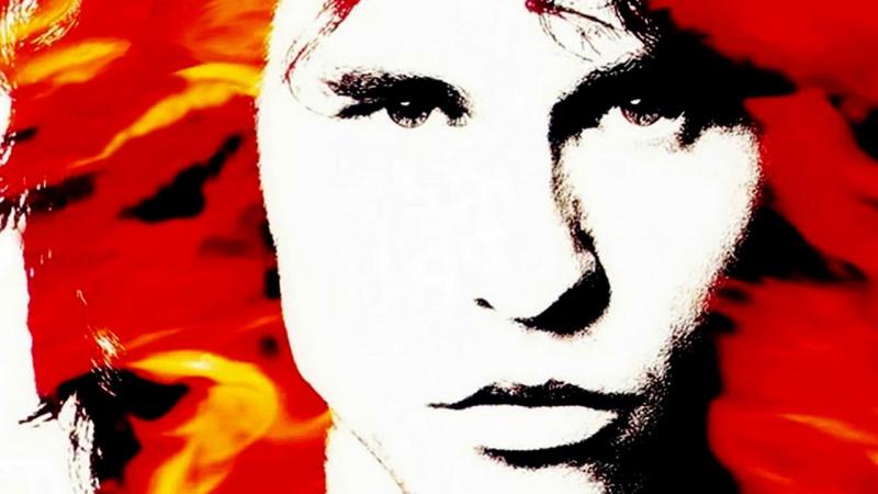"""Fragment oficjalnego plakatu do filmu """"The Doors"""" (materiały prasowe)"""