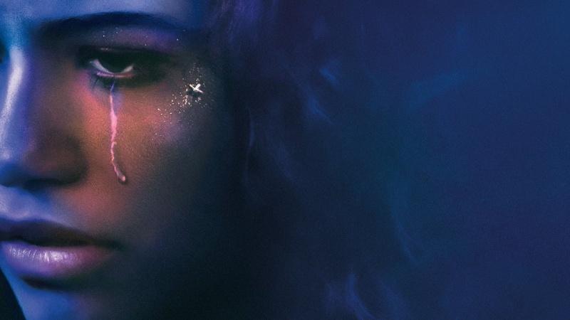 """Poster z serialu """"Euforia"""" (źródło: materiały prasowe/HBO)"""