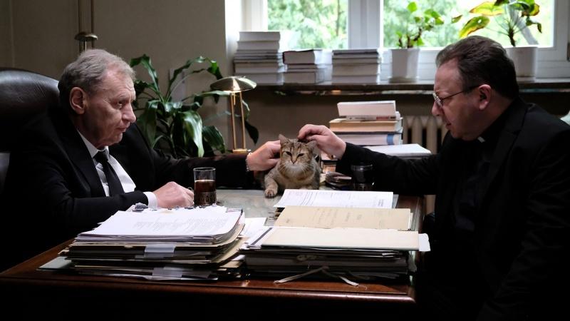 """Kadr z filmu """"Polityka"""" (źródło: materiały prasowe)"""