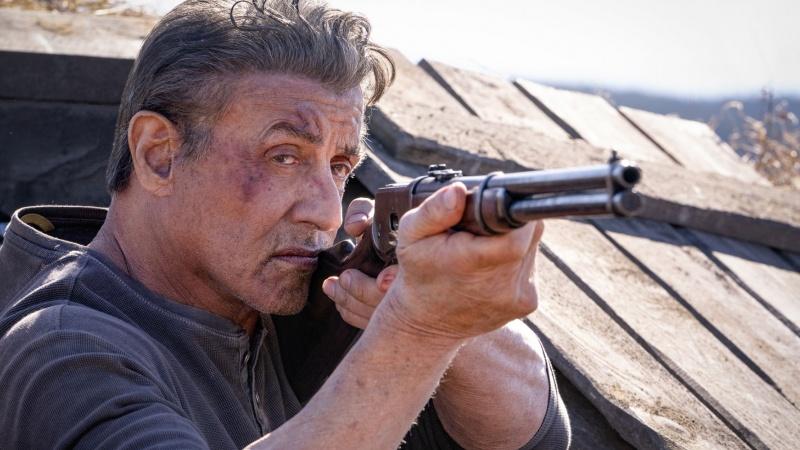 """Kadr z filmu """"Rambo: Ostatnie krew"""" (źródło: materiały prasowe)"""
