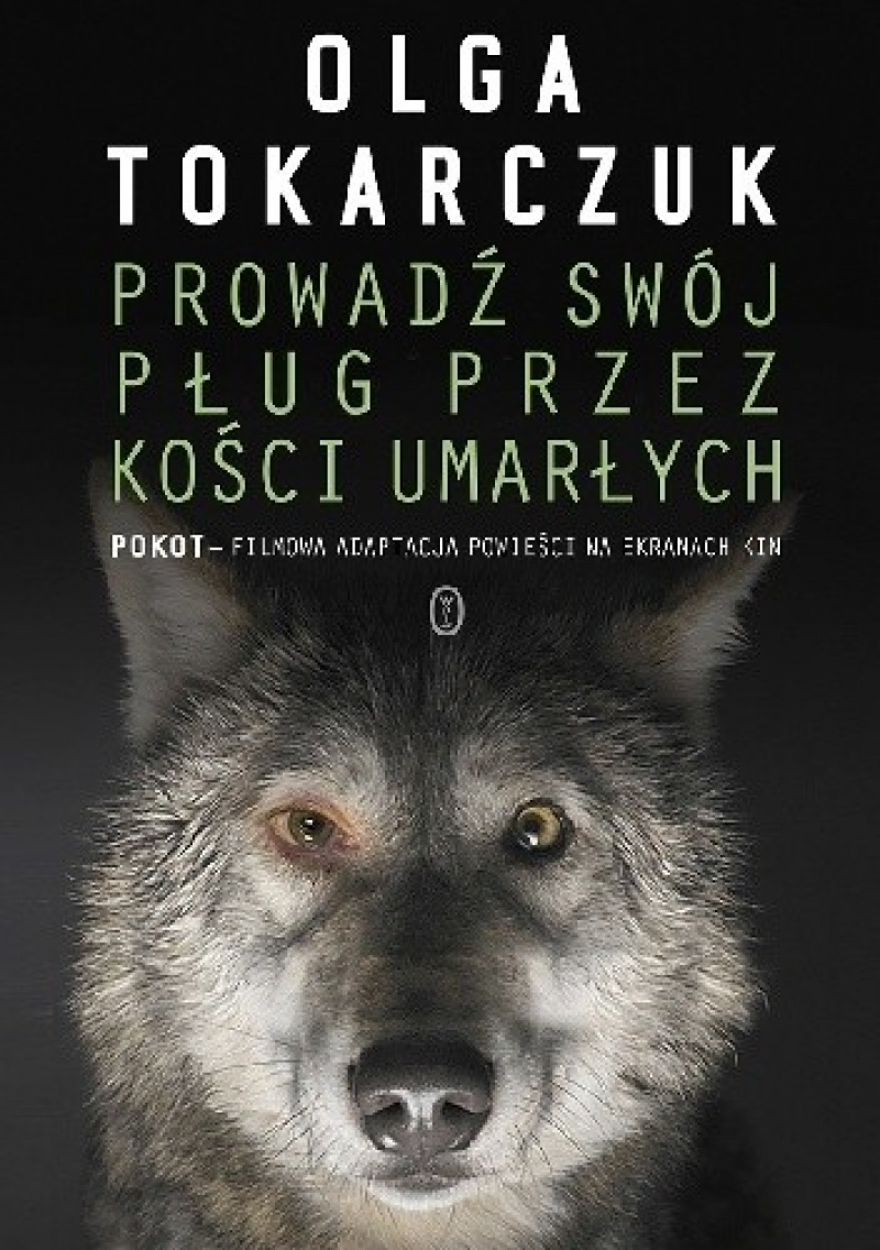Okładka (źródło: www.wydawnictwoliterackie.pl)