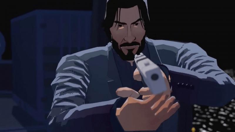 """Screen z gry """"John Wick Hex"""" (źródło: materiały prasowe)"""