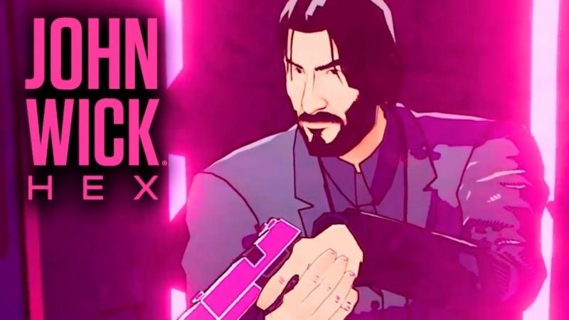 """Screen z gry """"John Wick Hex"""" (źródło: materiały prasowe/YouTube)"""