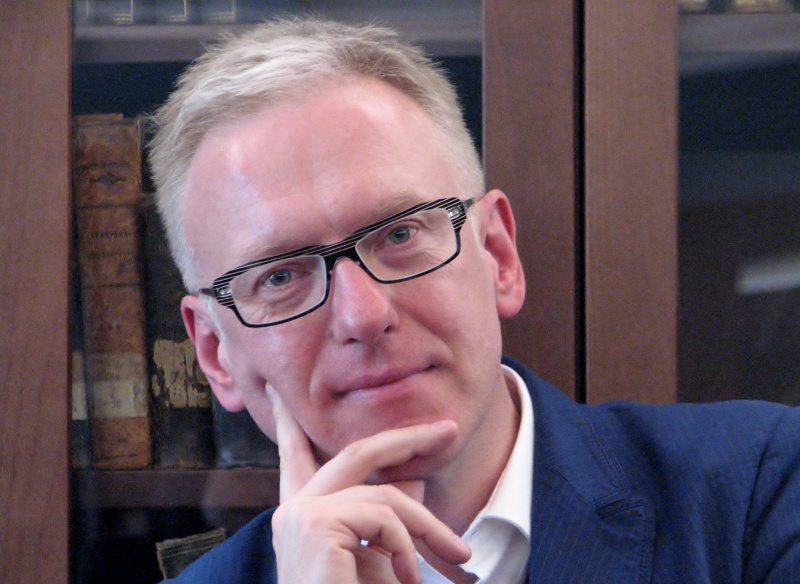 Mariusz Szczygieł (źródło: wikimedia.org)