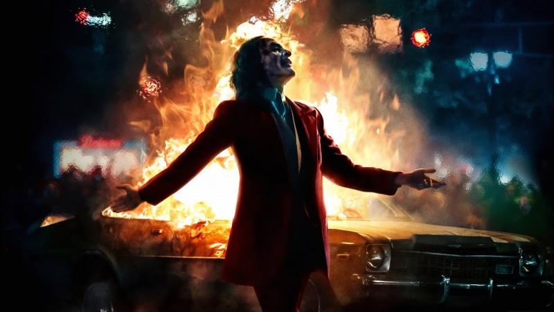 Joaquine Phoenix jako Joker