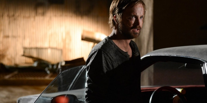"""Kadr z  """"El Camino: Film Breaking Bad"""" (źródło: materiały prasowe)"""