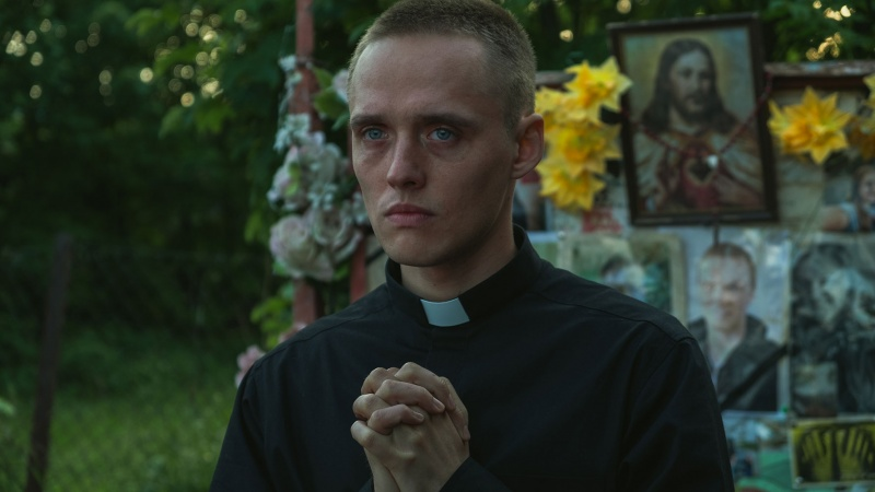 """Kadr z filmu """"Boże Ciało"""" (źródło: materiały prasowe/Kino Świat)"""