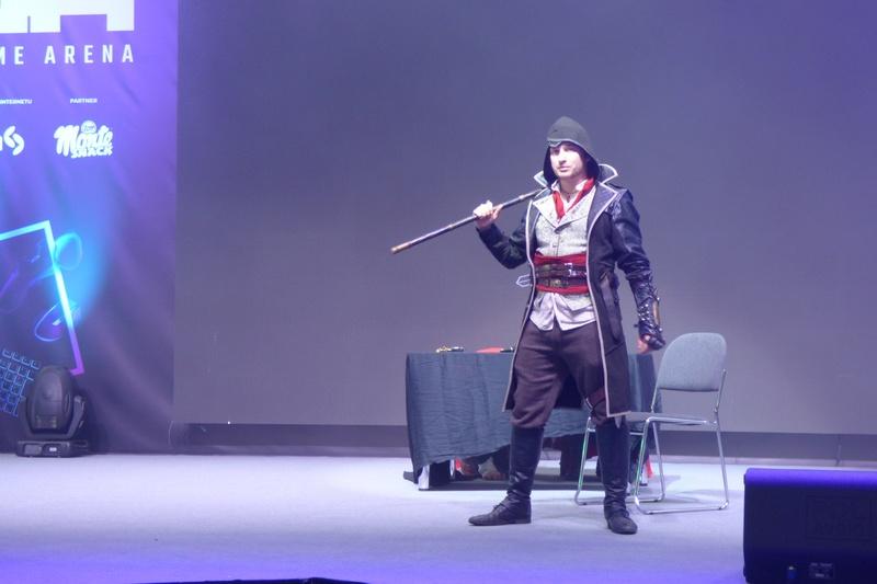 Co robi Assassin, gdy nikt nie widzi?