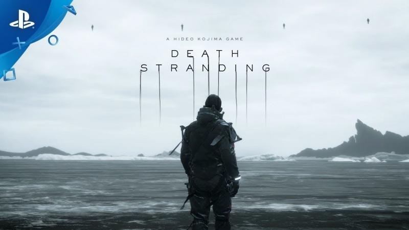 """Death Stranding"" (źródło: youtube.com/PlayStation Polska)"