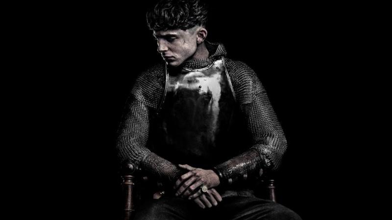 """Poster z filmu """"Król"""" (źródło: materiały prasowe/Netflix)"""