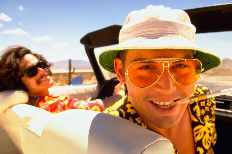 """Kadr z filmu """"Las Vegas Parano"""" (materiały prasowe)"""