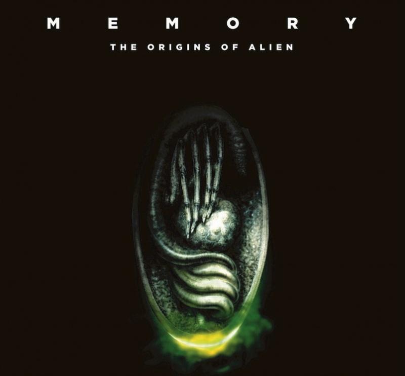"""Oficjalny plakat filmu """"Wspomnienia: Geneza Obcego"""" (źródło: materiały organizatora Splat!FilmFest)"""
