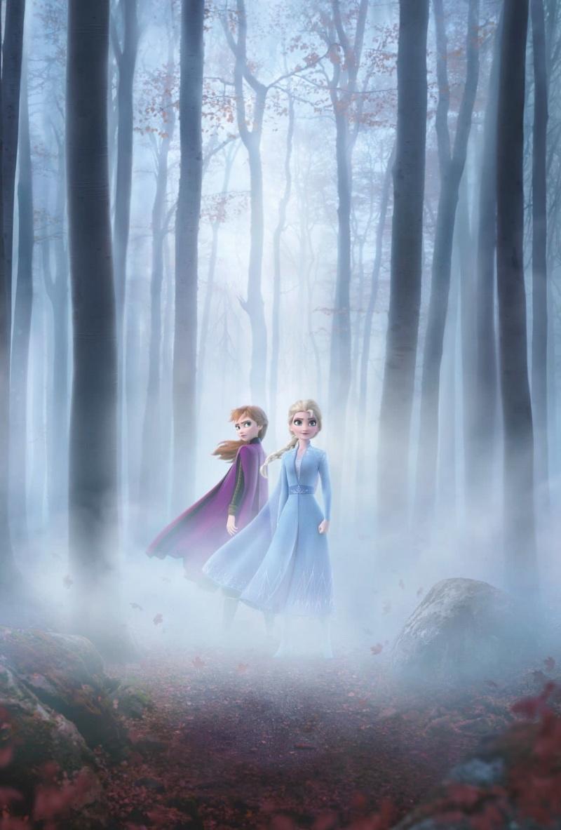 """Poster z filmu """"Kraina lodu 2"""" (źródło: materiały prasowe)"""