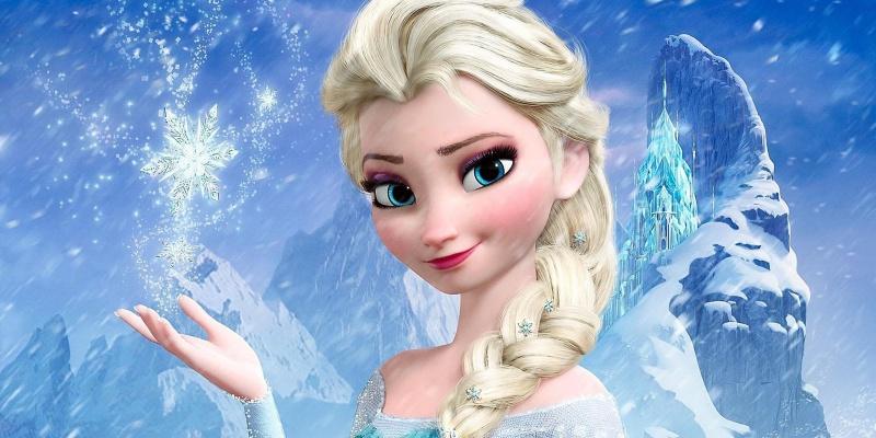 """Elsa z filmu """"Kraina lodu 2"""" (źródło: materiały prasowe)"""