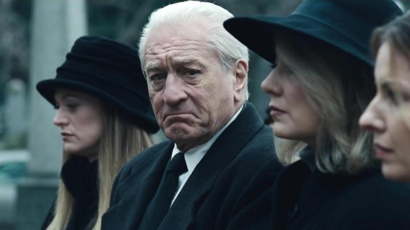 """Kadr z filmu """"Irlandczyk"""" (źródło: materiały prasowe/Netflix)"""