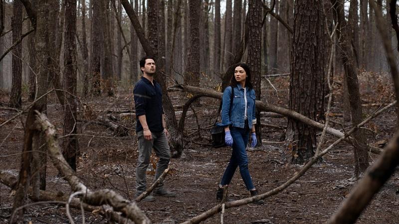 """Kadr z serialu """"Swamp Thing"""" (źródło: materiały prasowe/HBO GO)"""