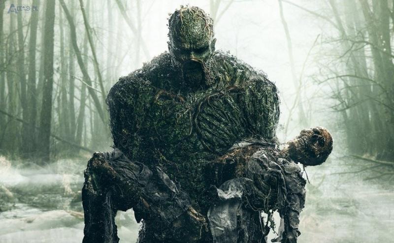 """""""Swamp Thing"""" - zdjęcie promujące (źródło: materiały prasowe)"""