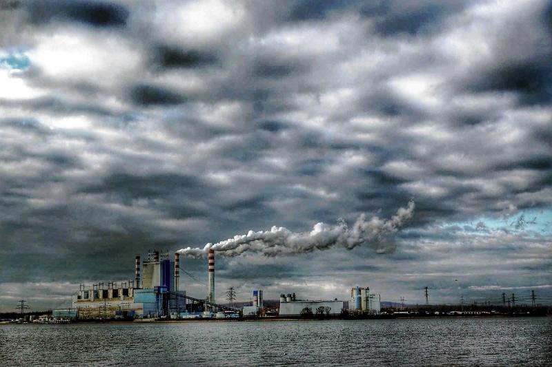 Elektrownia w Koninie (fot. Grafy w podróży)