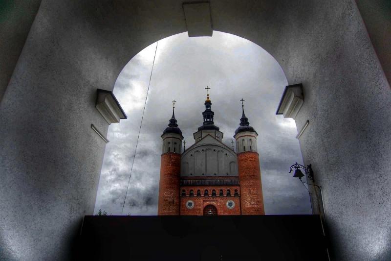 Supraśl - Monaster (fot. Grafy w podróży)