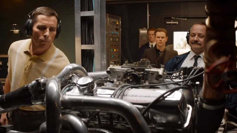 "Kadr z filmu ""Le Mans 66"" (źródło: youtube.com/screenshot)"