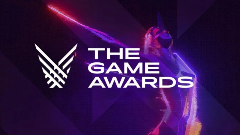 Oficjalne logo ceremonii The Game Awards