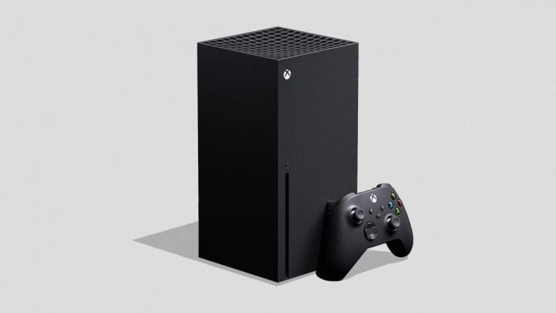 Konsola Xbox Series X (źródło: wikimedia.org)
