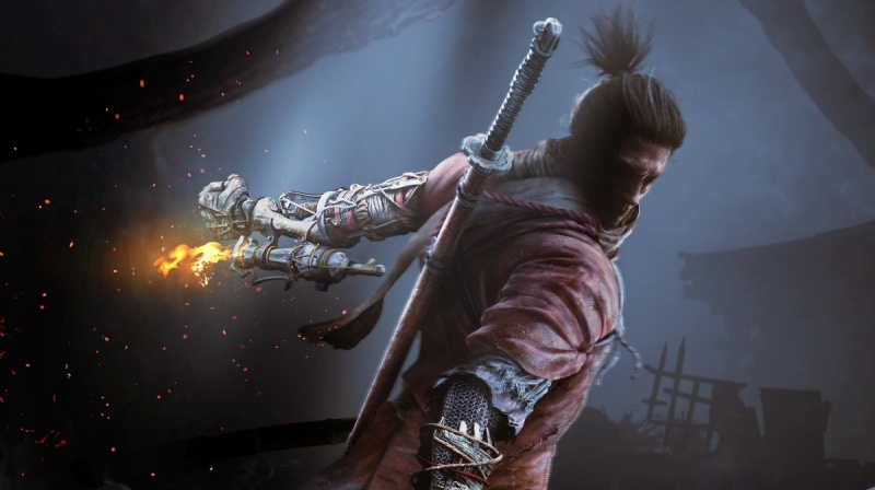 "Gra roku, czyli ""Sekiro: Shadow of Twice"" (źródło: youtube.com/screenshot)"
