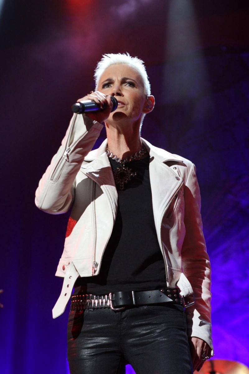 Marie Fredriksson (źródło: wikimedia.org/fot. Eva Rinaldi)