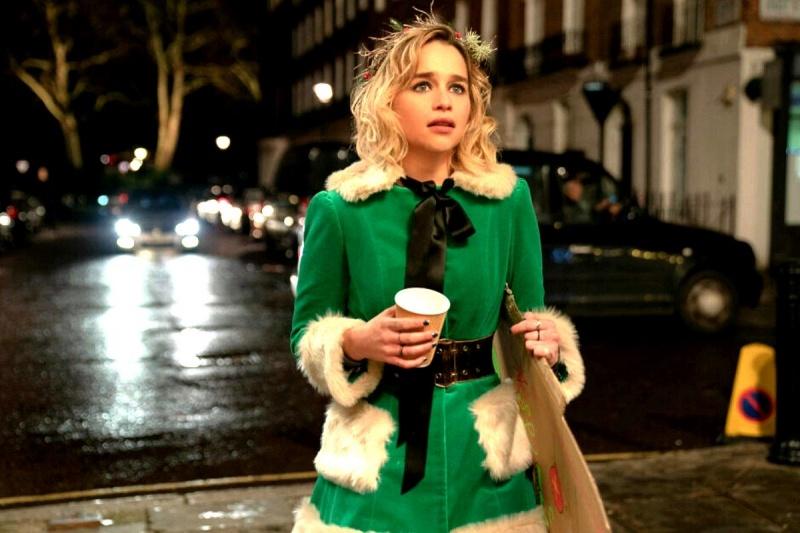 """Kadr z filmu """"Last Christmas"""" (źródło: materiały prasowe)"""