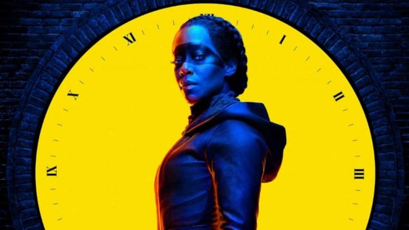 """Plakat do serialu """"Watchmen"""" (źródło: materiały prasowe/HBO)"""