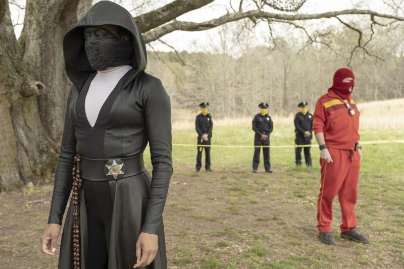 """Kadr z serialu """"Watchmen"""" (źródło: materiały prasowe/HBO)"""