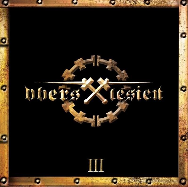 """Okładka albumu pt. """"III"""" zespołu Oberschlesien (źródło: youtube.com)"""