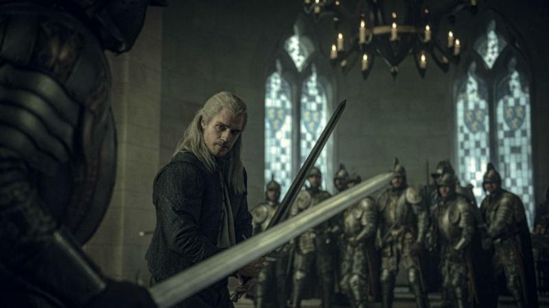 """Kadr z serialu """"The Witcher"""" (źródło: materiały prasowe/Netflix)"""
