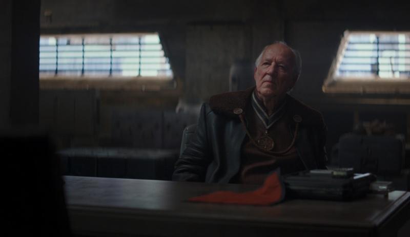 """Kadr z serialu """"The Mandalorian"""" (źródło: materiały prasowe)"""